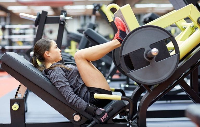 3 Leg Press Benefits You Oughta Know