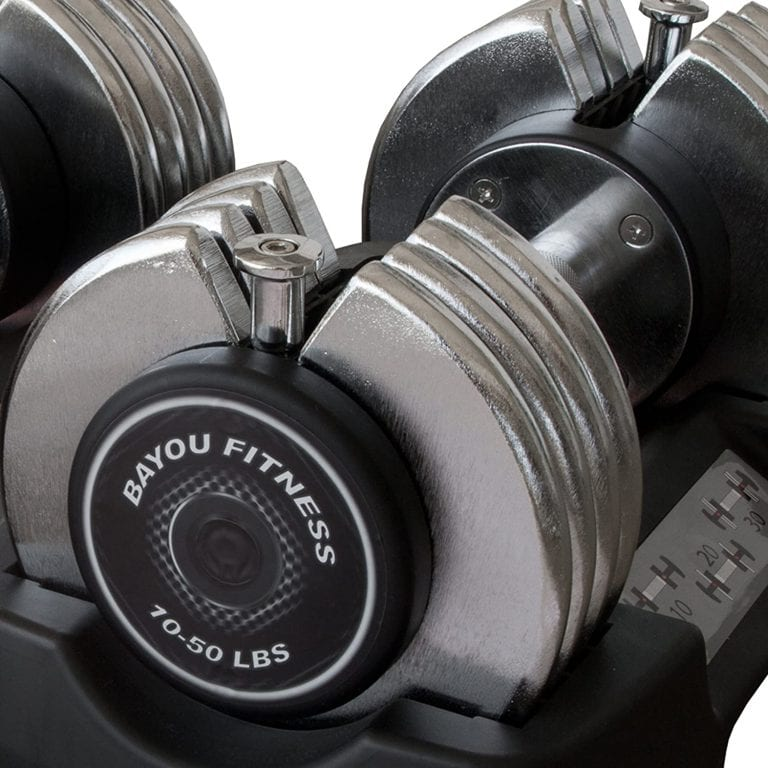 Bayou Adjustable Dumbbells Review