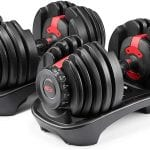 Bowflex Dumbbells Review - SelectTech 552