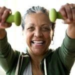 Dumbbell Exercises for Seniors: Stay in shape