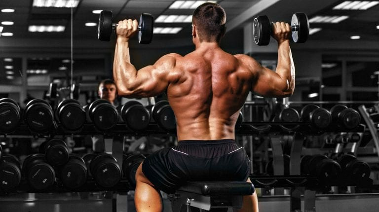 Dumbbell Workouts for Mass (Home and Gym)