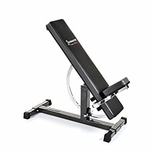 Ironmaster Super Adjustable weight-lifting Bench