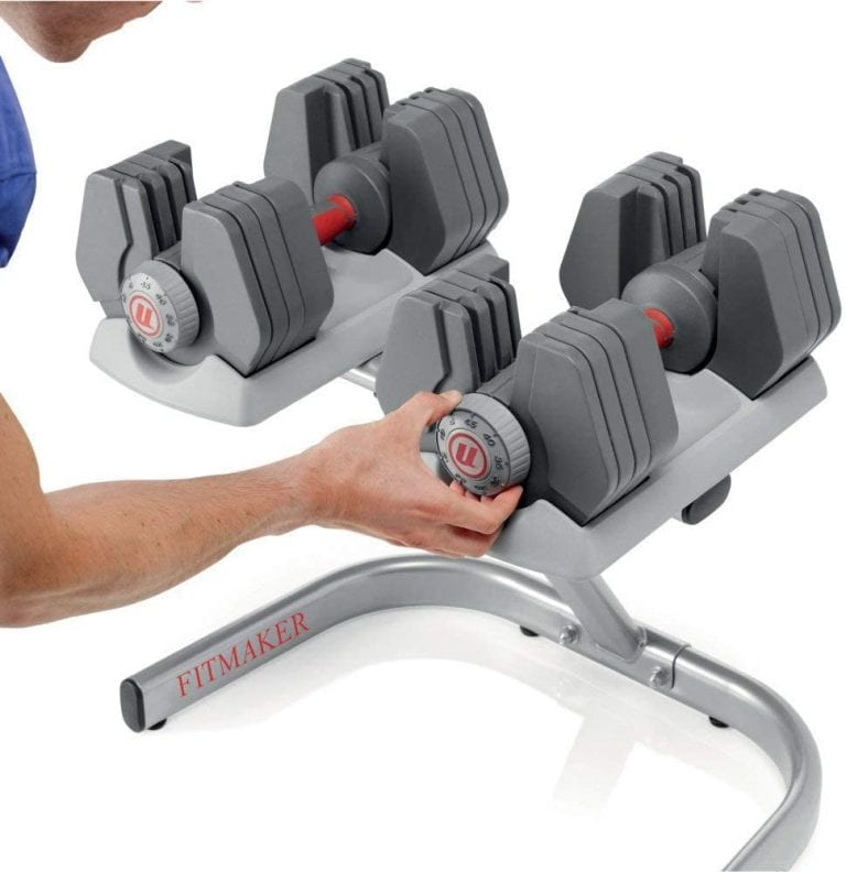 Universal Powerpak Adjustable Dumbbells Review