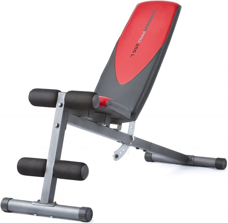 Weider Weight Bench Review – Yay or Nay?