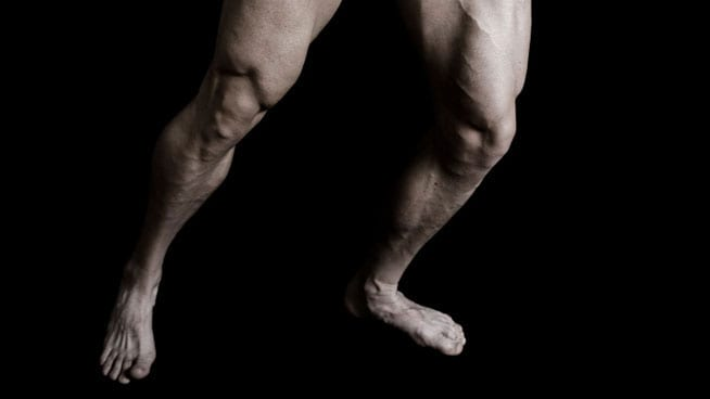 How to get bigger legs (for skinny guys)