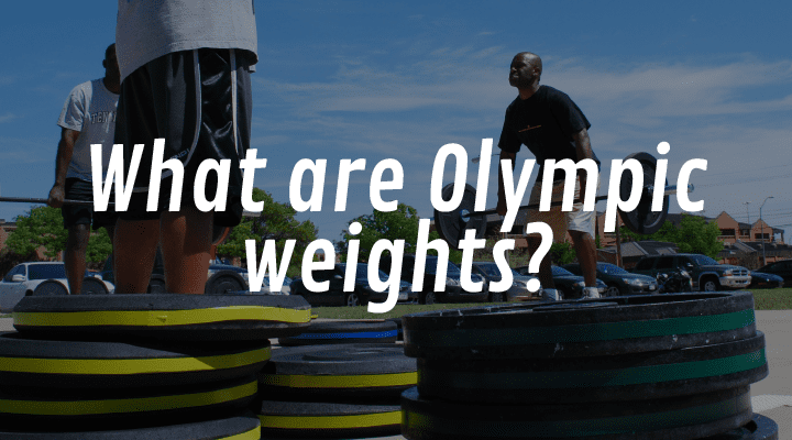 what are olympic weights